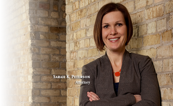Sarah K. Peterson, Attorney
